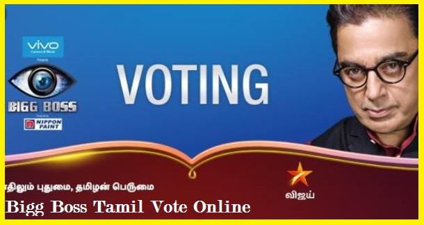 Bigg Boss 3 Tamil Vote (Online) Live Voting Result-Count