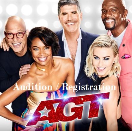 America Got Talent Audition, Registration, Apply Online