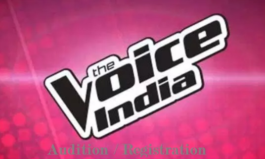 The Voice India Audition, Registration, Start Date, Online