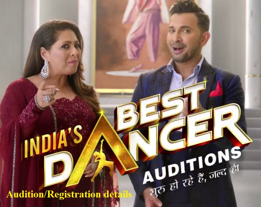 India's Best Dancer Audition 2020 Date