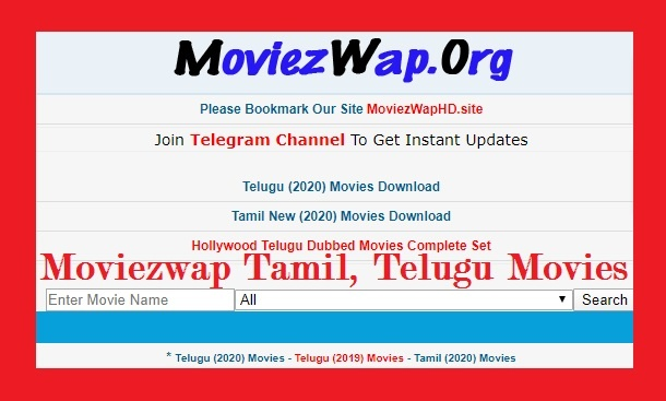 Moviezwap Tamil, Telugu HD Movies Download, Malayalam, Kannada Online