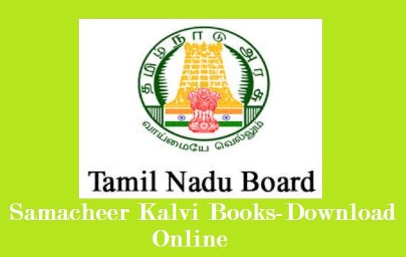 Samacheer Kalvi Books-Download Online, Class, 6, 7, 8, 9 pdf