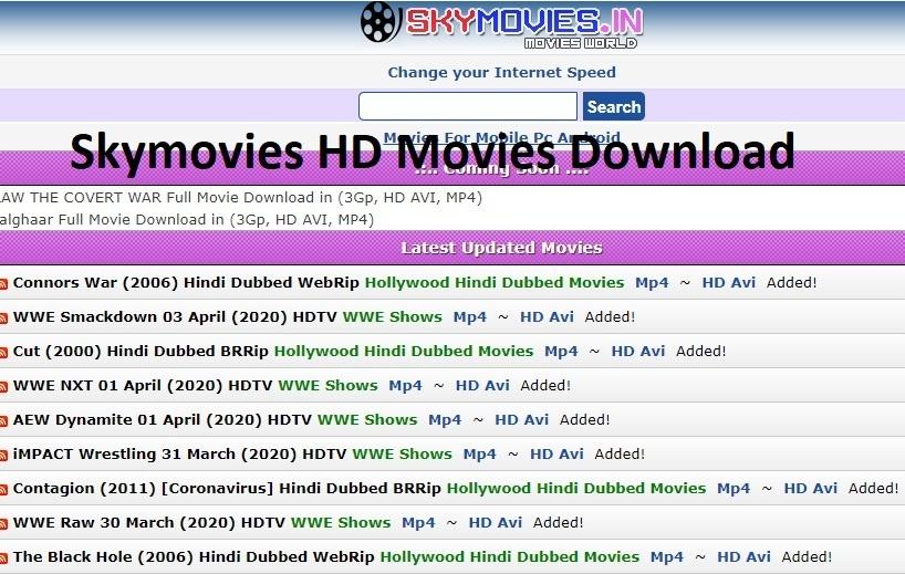 Skymovies HD Punjbi movies, Tamil Movies, Hindi, English, Bollywood, Hollywood Download