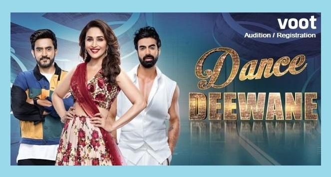 Dance deewane Audition, Registration, Date